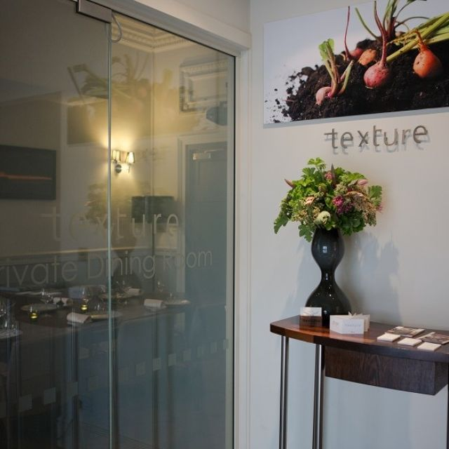 Permanently Closed Texture Restaurant London Opentable