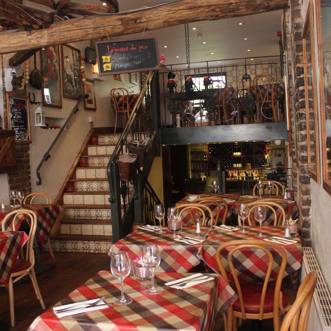 La Petite Auberge Restaurant London Opentable