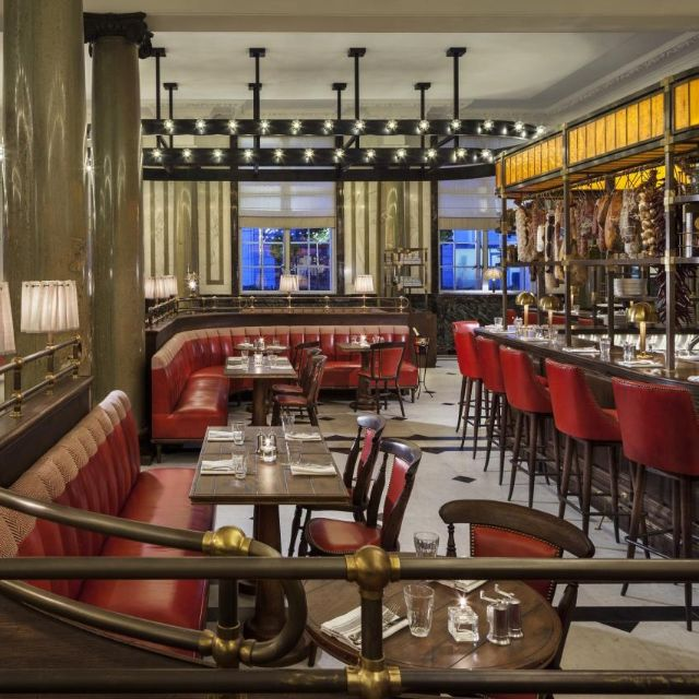 Holborn Dining Room Restaurant London Opentable