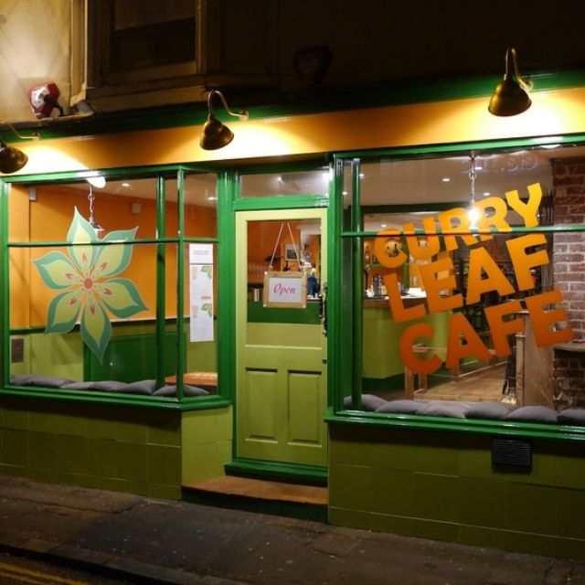 Curry Leaf Cafe Brighton East Sussex Opentable