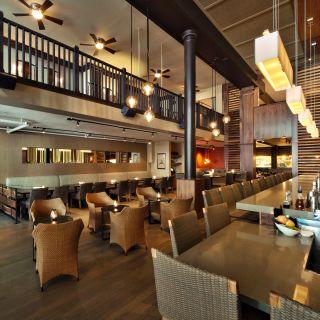 A photo of E&O Kitchen and Bar restaurant