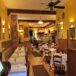 A photo of Pane e Vino Trattoria restaurant