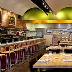A photo of Alta Strada- Wellesley restaurant