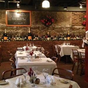 A photo of Pot au Feu Bistro restaurant