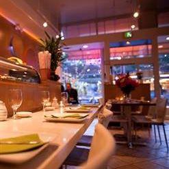 A photo of Pinto Thai Bistro & Sushi Bar restaurant
