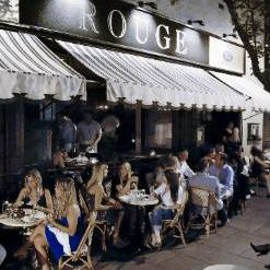 A photo of Rouge restaurant