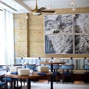 A photo of The Chase Fish & Oyster restaurant