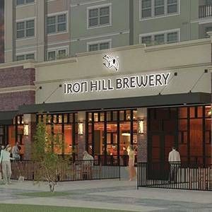 A photo of Iron Hill Brewery - Voorhees restaurant