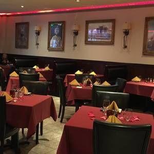 A photo of The Bukhara restaurant
