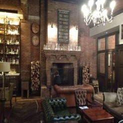 A photo of Multnomah Whiskey Library restaurant