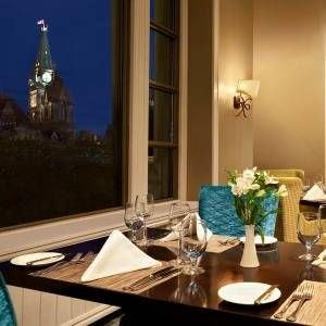 A photo of Wilfrid's Restaurant - Fairmont Chateau Laurier restaurant