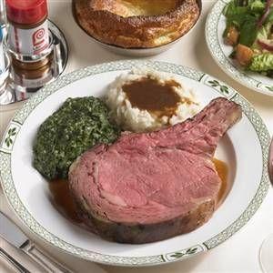 Foto von Lawry's The Prime Rib - Chicago Restaurant
