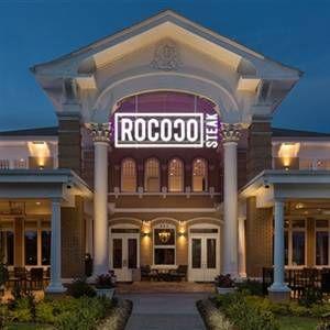 A photo of Rococo Steak restaurant