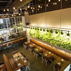 A photo of Atrium Dumbo restaurant