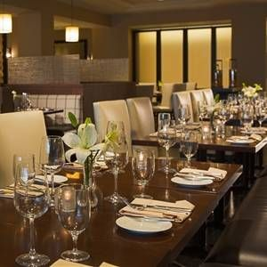 A photo of Table 19 - Peoria Marriott Pere Marquette restaurant