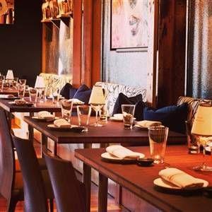 A photo of Baku restaurant
