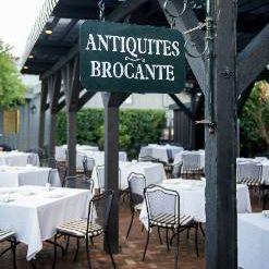 A photo of Evangeline restaurant