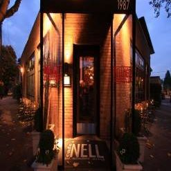 A photo of Cafe Nell restaurant
