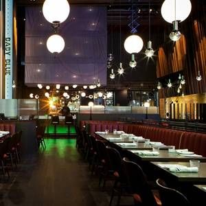 A photo of The Carbon Bar restaurant