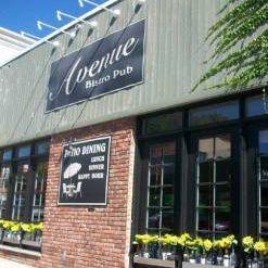 Avenue Bistro Pub