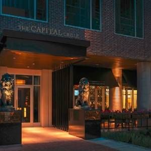 A photo of The Capital Grille - Houston - CityCentre restaurant