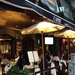 Una foto del restaurante Capri