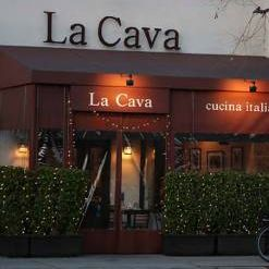A photo of La Cava restaurant