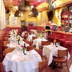 A photo of Bella Blu restaurant