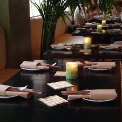 A photo of Teak Restaurant restaurant