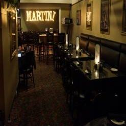 A photo of Martini restaurant