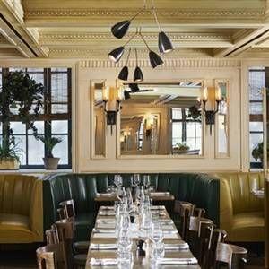 A photo of Margaux restaurant