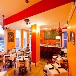 A photo of SoBo Cafe restaurant