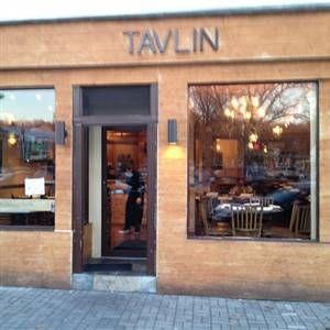 Een foto van restaurant Tavlin