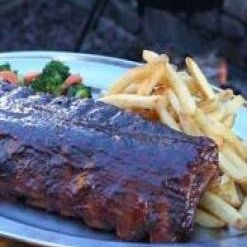 A photo of Saddle Ranch Chop House - Orange restaurant