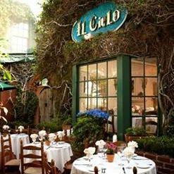 A photo of Il Cielo Gardens Restaurant & Bar restaurant