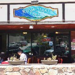 A photo of Royal Thai Cafe restaurant