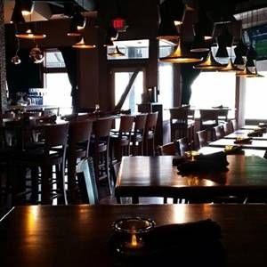 A photo of the bqe restaurant & lounge restaurant
