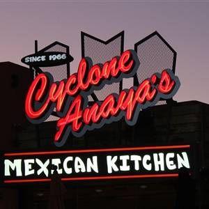 A photo of Cyclone Anaya's -  Durham restaurant