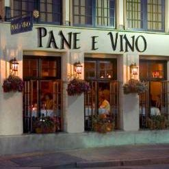 A photo of Pane e Vino Providence restaurant
