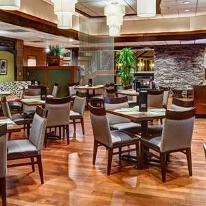 A photo of Seaports Restaurant and Lounge @ The DoubleTree - Seattle Airport restaurant
