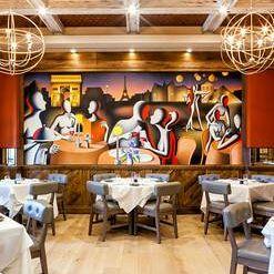 A photo of La Nouvelle Maison restaurant