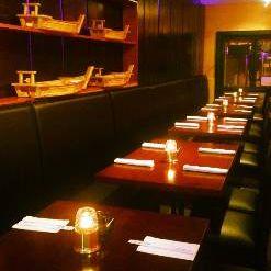 A photo of Bleu Sushi restaurant