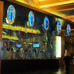 A photo of Tides Seafood & Sushi Bar - Green Valley Ranch Resort, Casino & Spa restaurant