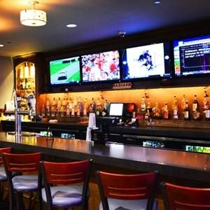 A photo of Game Time Bar and Grill - iplay America restaurant