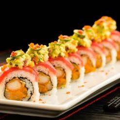 A photo of 26 Sushi & Tapas restaurant