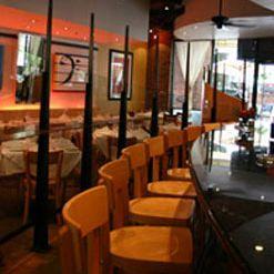 A photo of Peacock Café restaurant