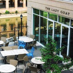 A photo of The Lazy Goat restaurant