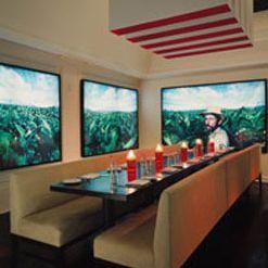 A photo of Alma De Cuba restaurant