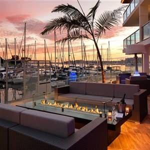A photo of Salt - Marina del Rey Hotel restaurant