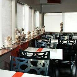 A photo of Vespa restaurant